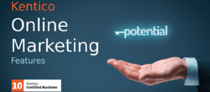 Unlocking your Kentico Wesbite Marketing Features Potential